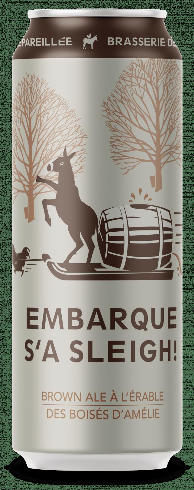 Embarque s'a sleigh!